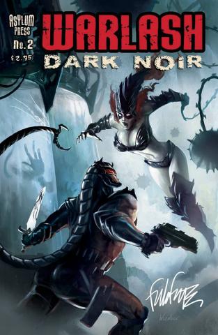Warlash: Dark Noir #2 (Signed Edition)