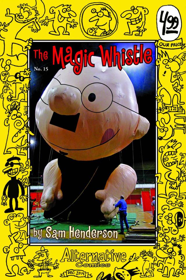 The Magic Whistle #15