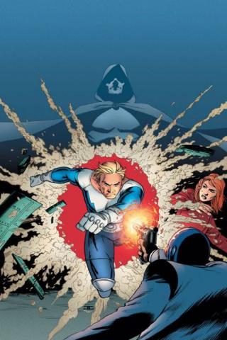 T.H.U.N.D.E.R. Agents #6