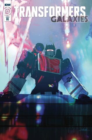 Transformers: Galaxies #12 (10 Copy Ramondelli Cover)