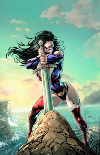 Grimm Fairy Tales #93 (Rei Cover)