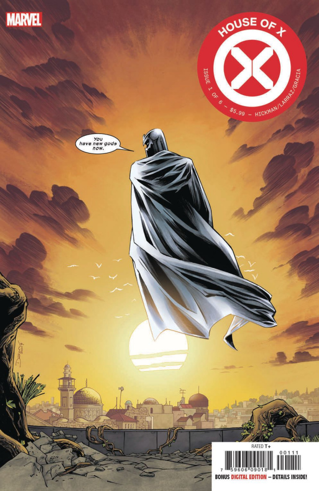 House of X #1 (Shalvey 3rd Printing)