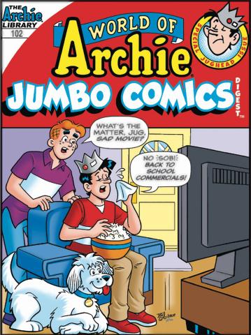 World of Archie Jumbo Comics Digest #102