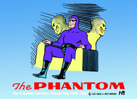 The Phantom: The Complete Sundays Vol. 2: 1943-1945
