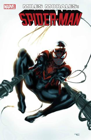 Miles Morales: Spider-Man #20 (Clarke Cover)