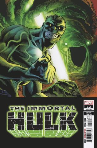 The Immortal Hulk #12 (Bennett 2nd Printing)