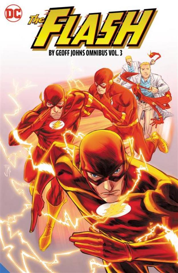 The Flash by Geoff Johns Vol. 3 (Omnibus)