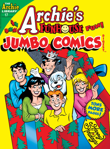 Archie's Funhouse Comics Jumbo Double Digest #17