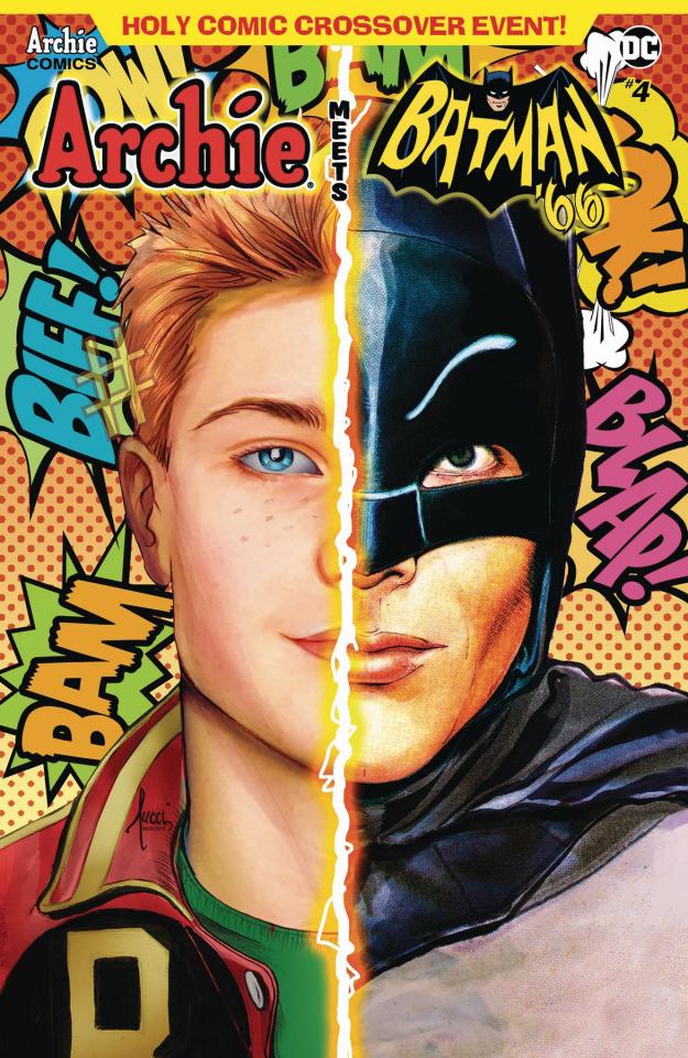 Archie Meets Batman '66 #4 (Tucci Cover)