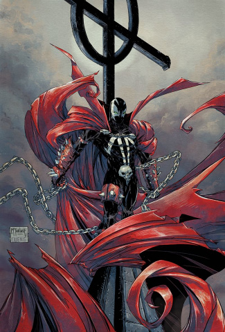 Spawn #286 (Gieni Cover)