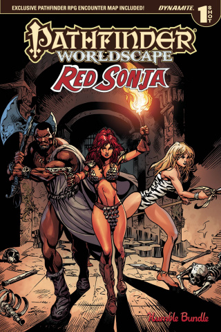 Pathfinder Worldscape: Red Sonja