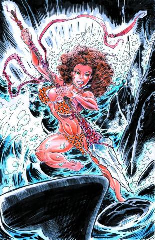 Cavewoman: Primal (Rob Durham Cover)