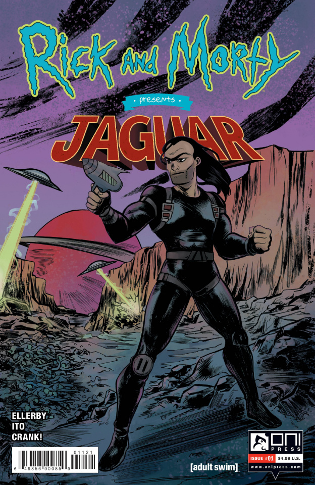 Rick and Morty Presents Jaguar #1 (Lee Cover)