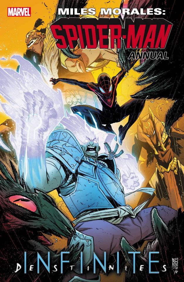Miles Morales: Spider-Man Annual #1