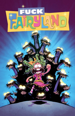 I Hate Fairyland #9 (F*ck Fairyland Cover)