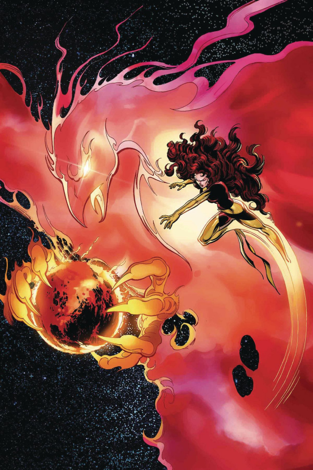 Phoenix Resurrection: The Return of Jean Grey #1 (Remastered Cover)