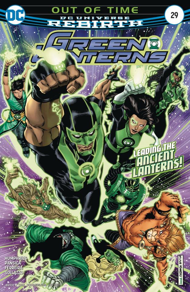 Green Lanterns #29