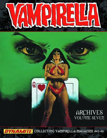 Vampirella Archives Vol. 7