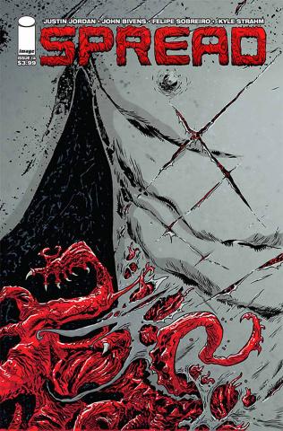The Spread #14 (Bivens & Sobreiro Cover)