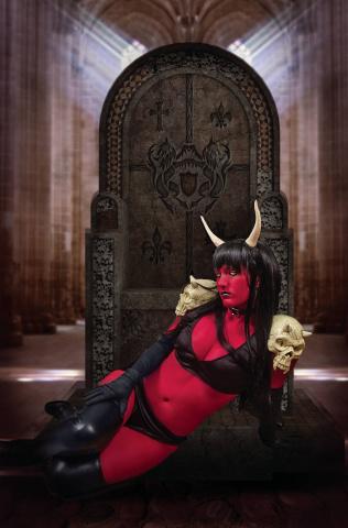 Purgatori #1 (7 Copy Cosplay Virgin Cover)