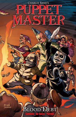 Puppet Master Vol. 4: Blood Debt