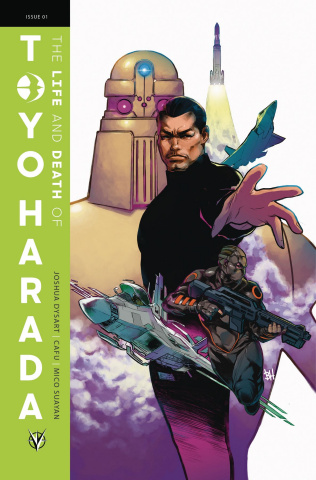 The Life and Death of Toyo Harada #1 (Harvey Cover)