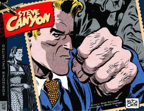 Steve Canyon Vol. 1: 1947-1948