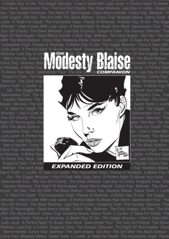 The Modesty Blaise Companion (Expanded Edition)