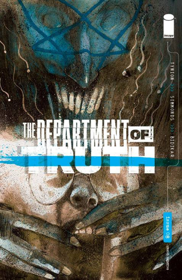 The Department of Truth #8 (2nd Printing)