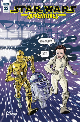 Star Wars Adventures #22 (10 Copy Oeming Cover)