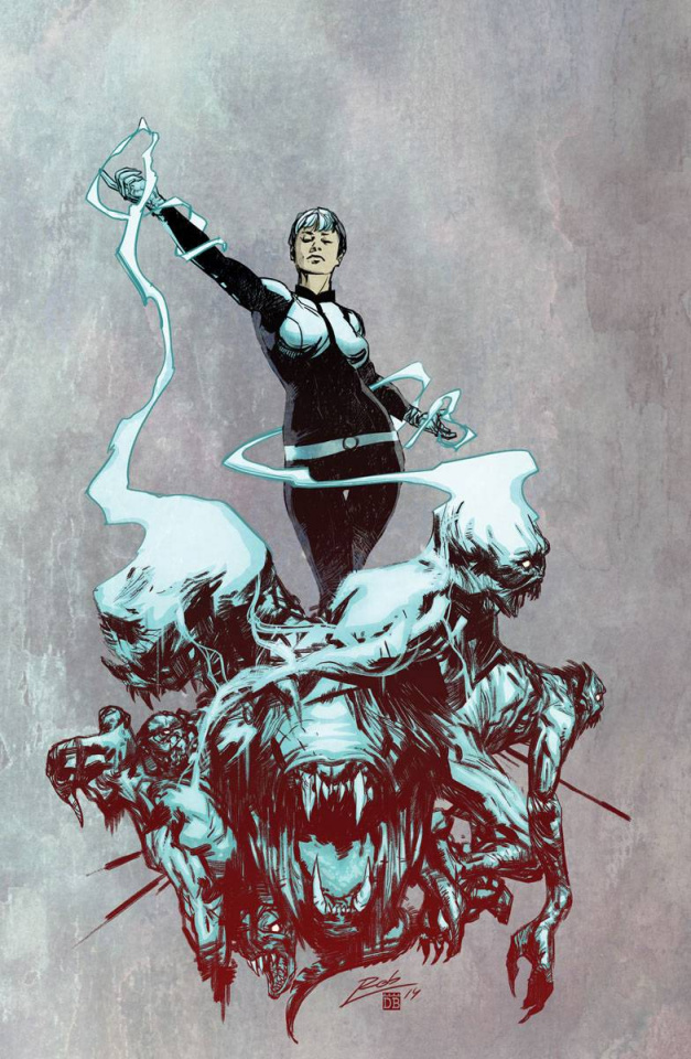 The Death-Defying Doctor Mirage: Second Lives #1 (De La Torre Cover)