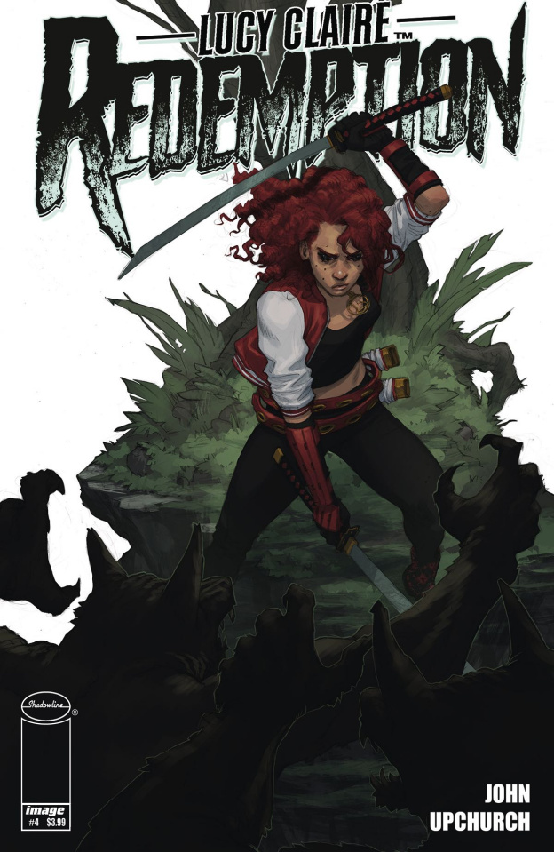 Lucy Claire: Redemption #4 (Upchurch Cover)