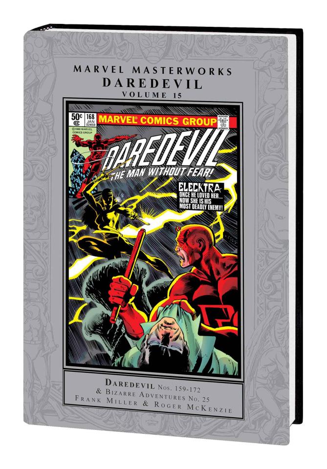 Daredevil Vol. 15 (Marvel Masterworks)