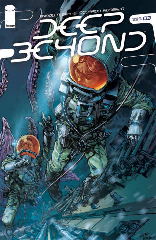 Deep Beyond #3 (Gi Cover)