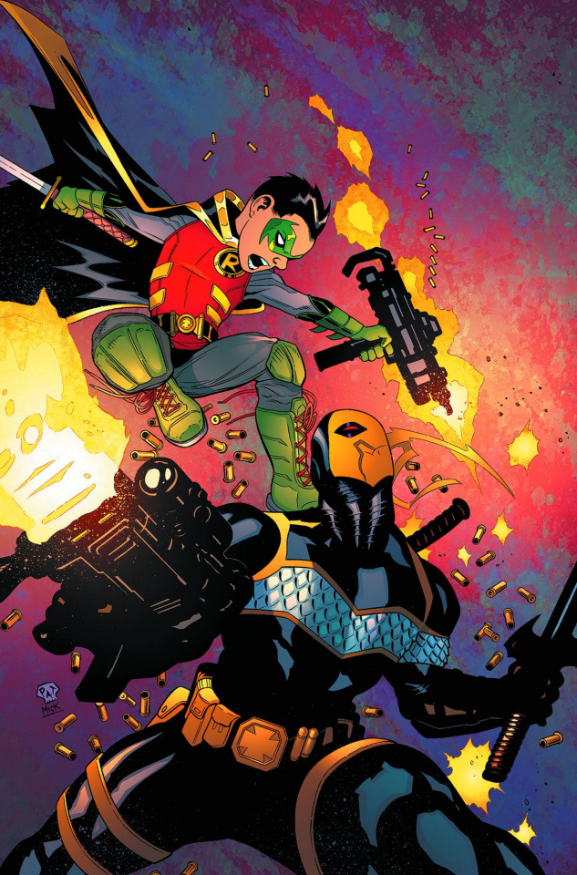 Robin: Son of Batman #4