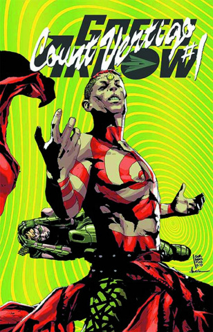Green Arrow #23.1: Count Vertigo Standard Cover