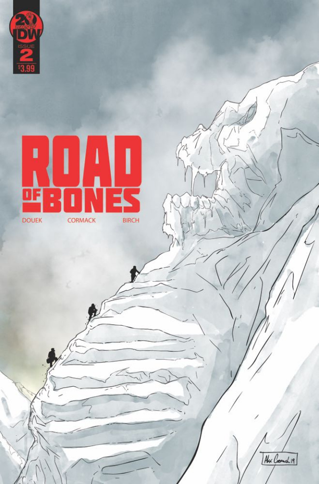Road of Bones #2 (2nd Printing)
