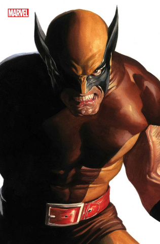 Wolverine #6 (Alex Ross Wolverine Timeless Cover)