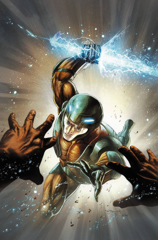 X-O Manowar #28 (20 Copy Segovia Cover)