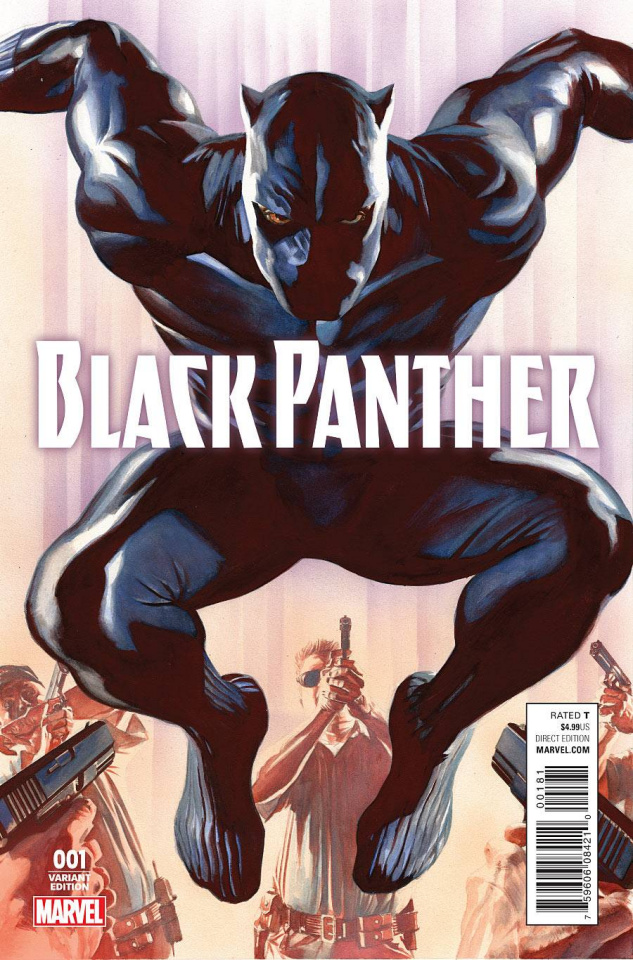 Black Panther #1 (Ross Cover)