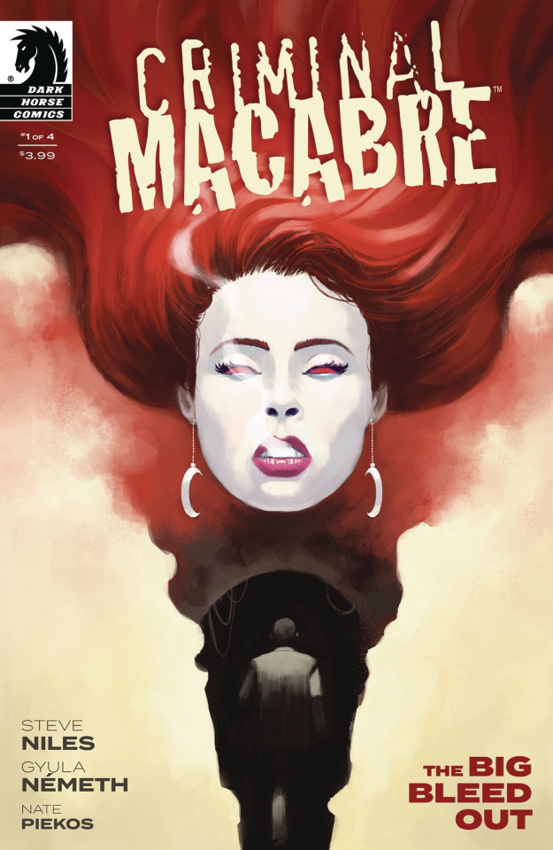 Criminal Macabre: The Big Bleed Out #1