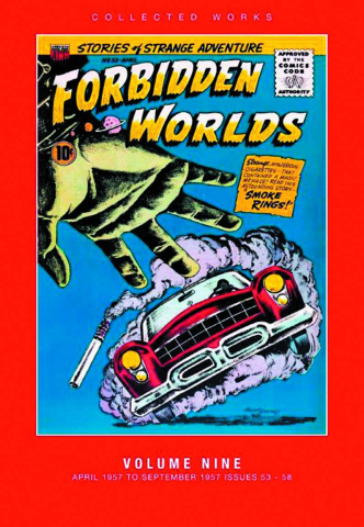 Forbidden Worlds Vol. 9