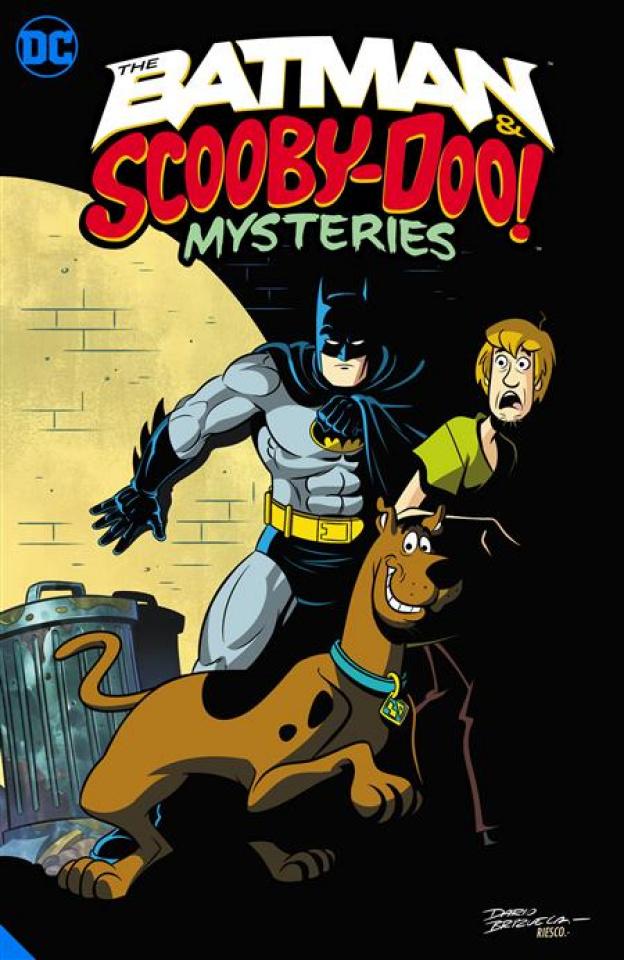 The Batman & Scooby-Doo! Mysteries Vol. 1