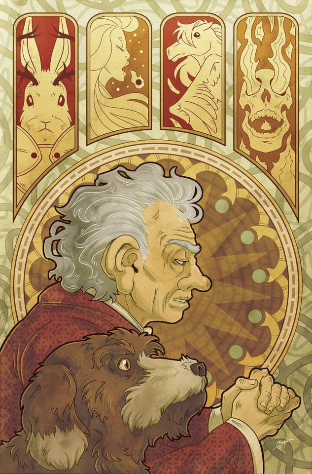 The Storyteller: Witches #1 (15 Copy Cover)