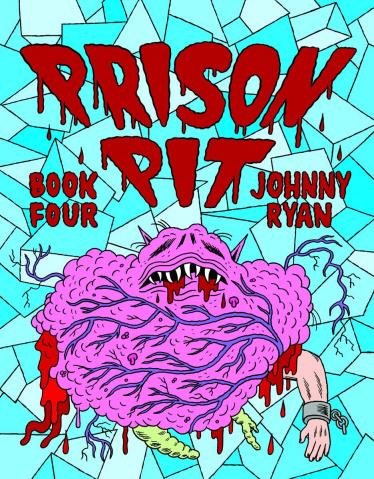Prison Pit Vol. 4