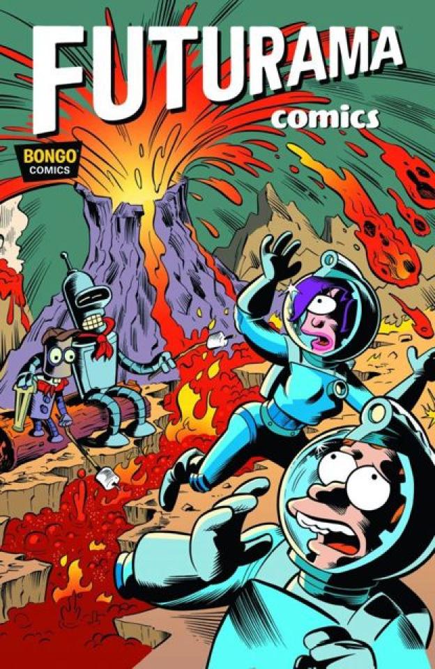 Futurama Comics #61