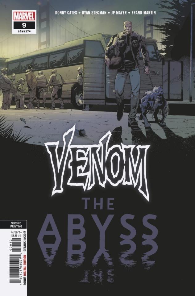 Venom #9 (Stegman 2nd Printing)