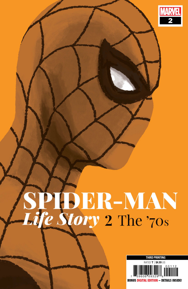Spider-Man: Life Story #2 (Zdarsky 3rd Printing)