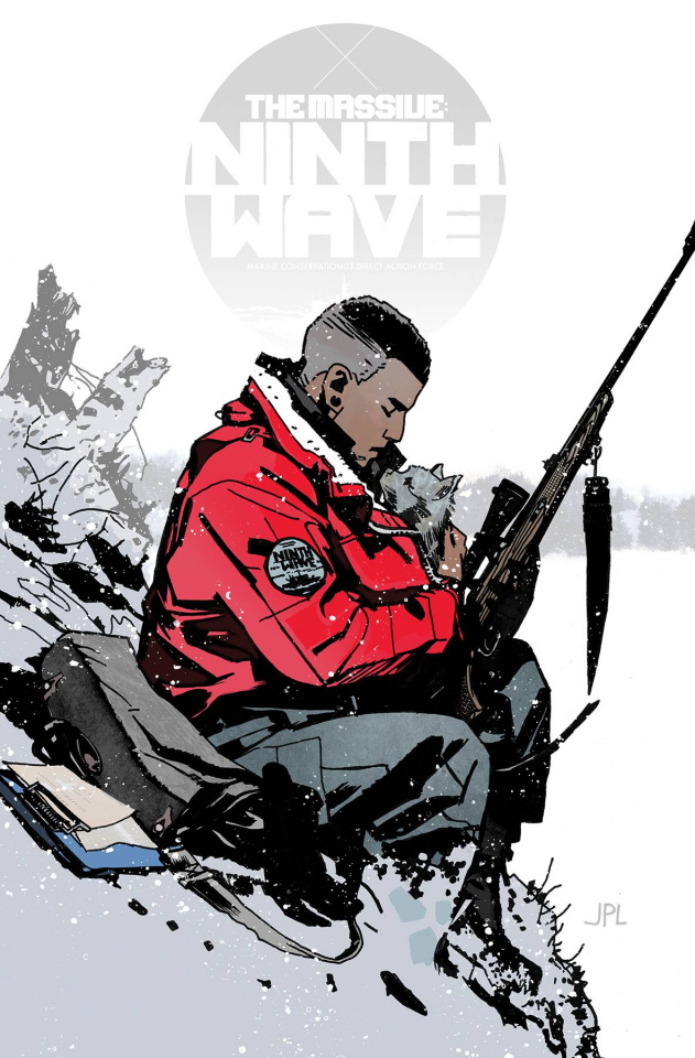 The Massive: The Ninth Wave #3