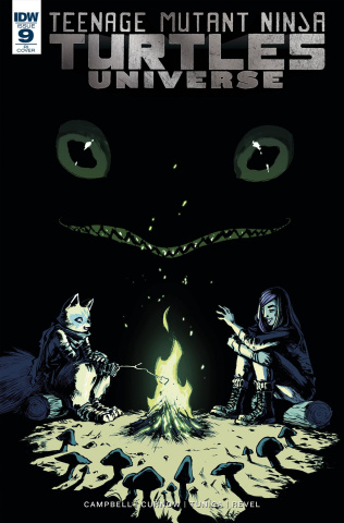 Teenage Mutant Ninja Turtles Universe #9 (10 Copy Cover)